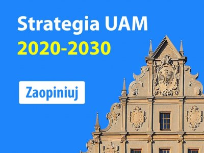 Strategia UAM konsultacje